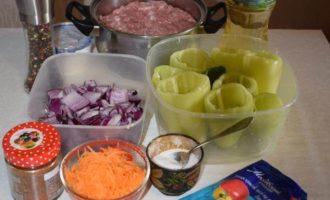 готовим перцы